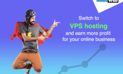 Switch to VPS hosting and earn more profit for your online business